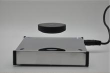 Free Shipping Levitron Ion Revolution Platform Floating Tabletop Display with Ez Float Technology Maximum Bearing Weight 13oz(China (Mainland))
