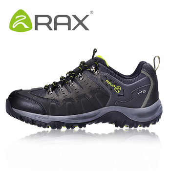 Rax Outdoor Waterproof Hiking Shoes Men Women Breathable Climbing Shoes Men Walking Camping Brand Shoes Women Zapatos Senderismo