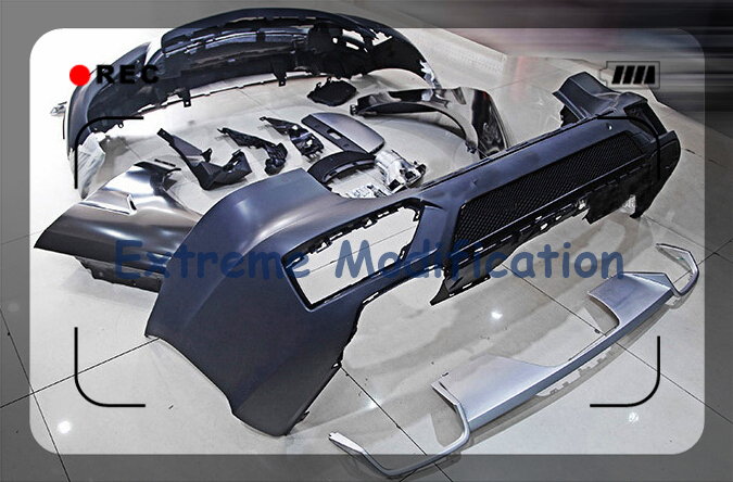 12-14 Benz W166 ML300 ML320 ML350 ML400 ML63 AMG Full Bumper Body Kit with Metal Fenders and accessories(China (Mainland))