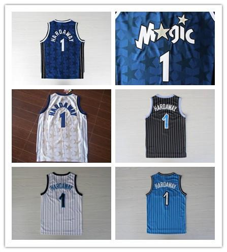 Throwback Jerseys, Orlando #1 Penny Hardaway Jersey, s Embroidery Basketball Jersey Retro - Jack basketball jerseys shop store