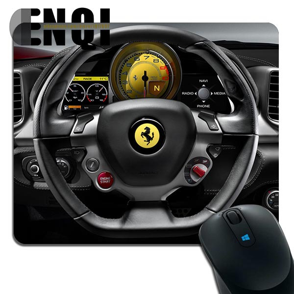 2015 new dashboard Background pattern Durable Mini Game Silica gel Rectangular mouse pad(China (Mainland))