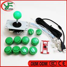 Anti-interference, shielding Zero delay USB Encoder to PC,Arcade Joystick ,Push Button,Wire harness for jamma arcade mame(China (Mainland))