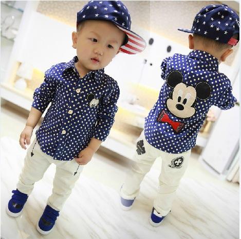 Mickey Mouse Ropa De Bebé Niño de los clientes - Compras en línea ...