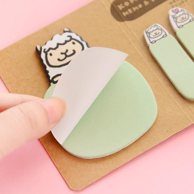Cute Animals Memo Pad (Stickers)