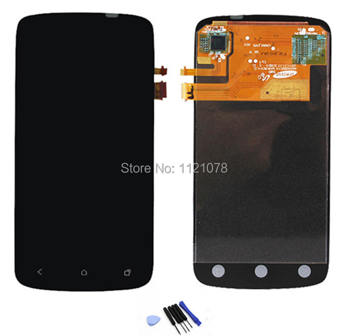 LCD For HTC ONE S Z520e LCD Display Touch Screen with Digitizer Assembly +tools ,Free Shipping !!!