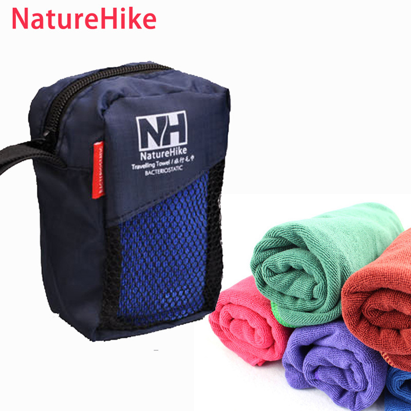 NH NatureHike travel outdoor sports face towel  bath towel quick-drying microfiber fabric towel sweat absorbing quick dry towel
