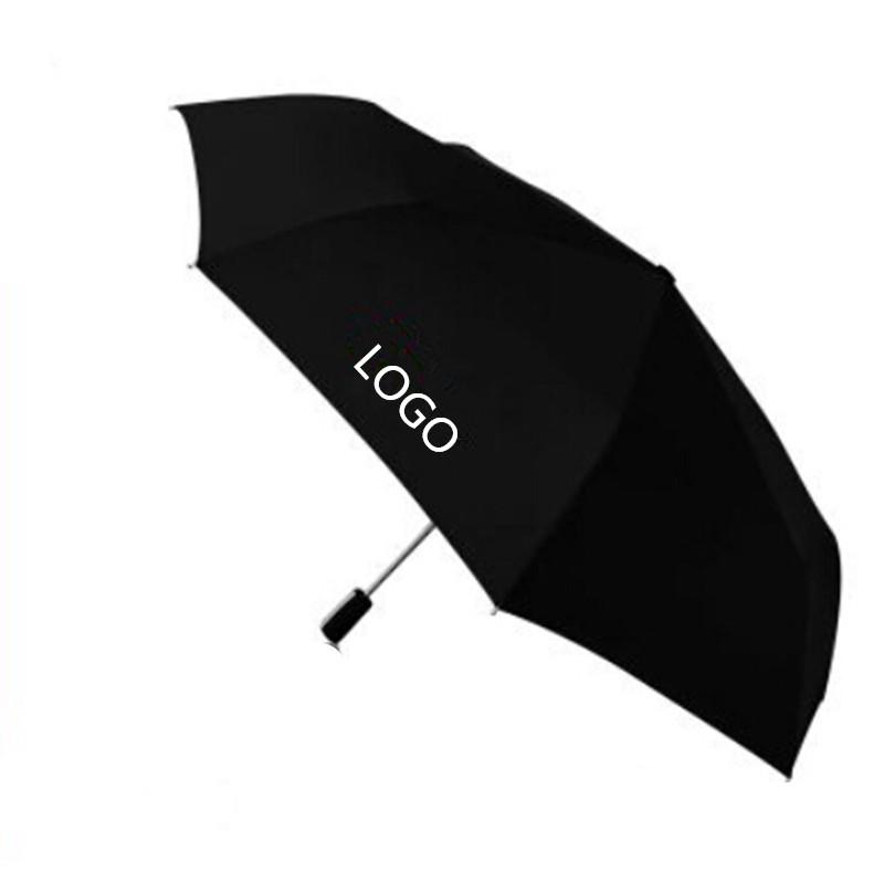 Big sales TTK brand for audi 2016 parasols dealing with sunshine rain self-opening umbrella 3 folding men and women(China (Mainland))