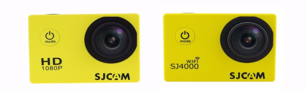 SJ4000 colors Yellow description