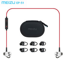 Original Meizu EP51 wireless Bluetooth earphone Stereo Headset Waterproof APT-X Sports earphone With MIC Aluminium Alloy(China (Mainland))