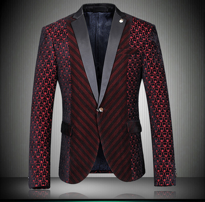 Spring and Autumn 2015 new arrival high quality jacket Male Korean Slim small suit stitching fashion casual blazer men M-3XLОдежда и ак�е��уары<br><br><br>Aliexpress