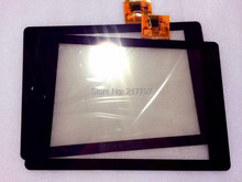 7.9'' inch 8 inchTablet PC Touch Screen Digitizer Panel Parts Replacement for  Iconia Tab A1 A1-810 A1-811 Free Shippings(China (Mainland))