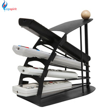 Novelty  High Quality TV DVD VCR Step Remote Control Mobile Phone Holder Stand Storage Organiser Home Stuff Accessories Supplies(China (Mainland))