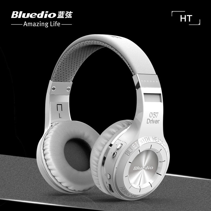 Original bluedio HT Wireless Bluetooth headphones for computer Headset mobile phone PC telephone bludio with Microphone headband(China (Mainland))