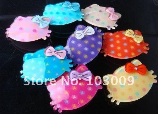 KT Cat Jewelry lovely duckbill hair clip children hair clips children