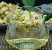 Promotion 100g 100 Natural Freshest Jasmine Tea Flower Tea Organic Food Green Tea Health Care Weight