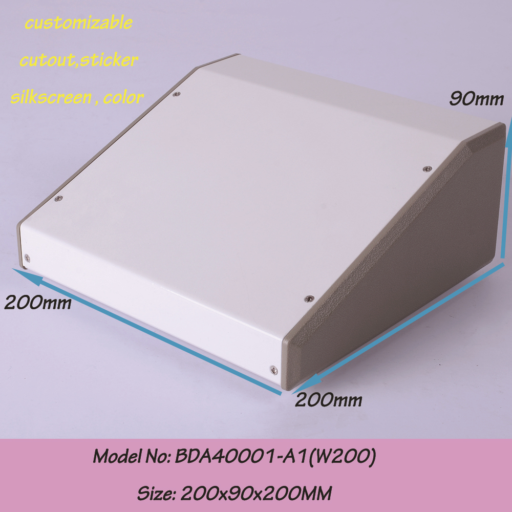 1 piece Iron enclosure project box for device enclosure Iron electronics box iron instrument box electronics box 200X90X200MM<br><br>Aliexpress