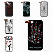 Music Band 21 Twenty One Pilots Fundas Cover Case For Huawei Ascend P6 P7 P8 Lite Honor 3C 6 Mate 8 Sony Xperia Z2 Z3 Z3 Z4 Z5(China (Mainland))