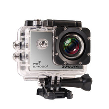 Free Shipping Original SJCAM SJ4000 Plus WiFi 2K Gyro Sport Action Camera Waterproof Camera 1080P 0FPS