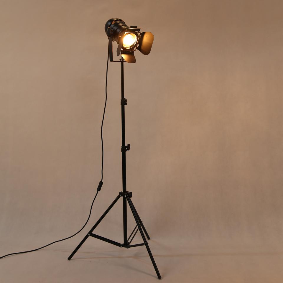 Online kopen wholesale statief lampen uit china statief for Cheap tripod lamp