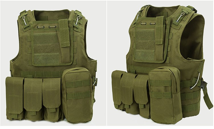 How to Choose an Airsoft Vest