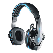 Gaming Game Stereo Headphones Headset Earphone w/ Mic PC Computer Laptop SA-708 Free Shipping