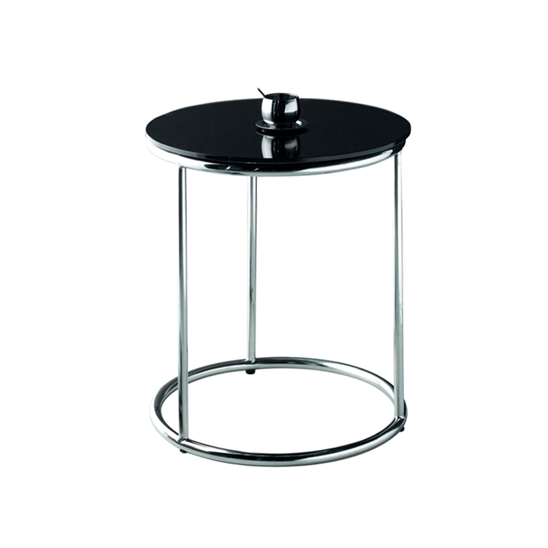 Special Cm M077 Creative Ikea Minimalist Modern European Club Side Round Stainless Steel Coffee