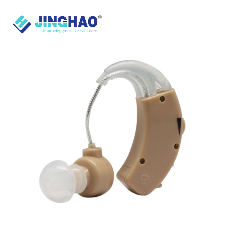 Free Shipping New Sound Amplifier Listen Up For Home Deaf Ear Open Ear Line Batteries AG5 Low Harmonic Wave Distortion JH-158(China (Mainland))