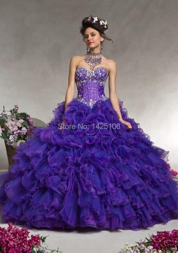 Online Get Cheap Light Purple Dresses for Quinceaneras -Aliexpress ...