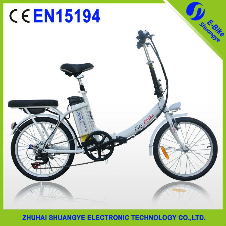 48v mini foldable ebike  electric bike(China (Mainland))