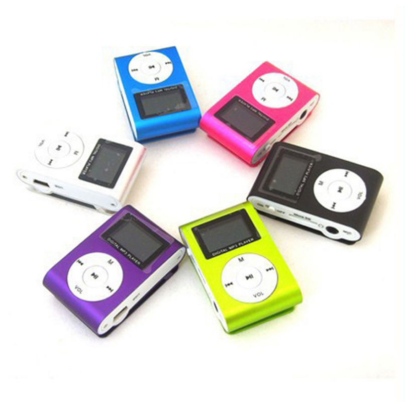 2016 New Best Price Mini USB Clip MP3 Player LCD Screen Support 32GB Micro SD TF Card Mp3 Music Player (USB+MP3)(China (Mainland))