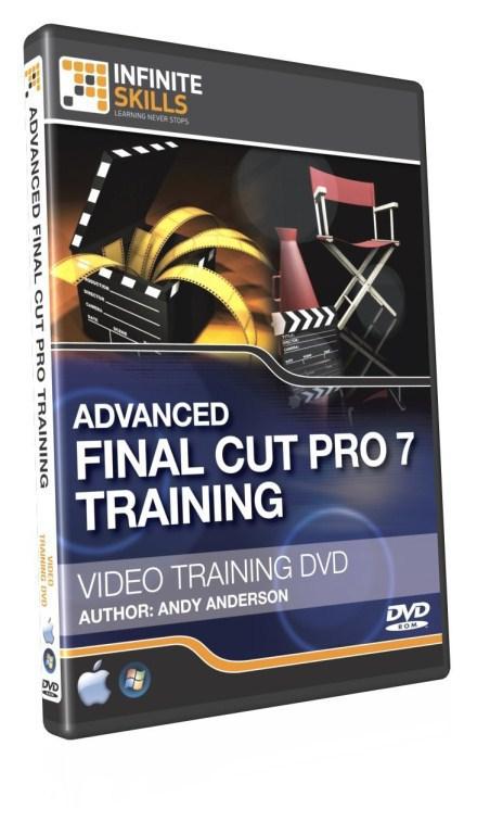 InfiniteSkills Advanced Final Cut Pro 7 Training-in Software from ...