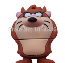 Buy cartoon lion Bunny Bear 4GB 8GB 16GB 32GB USB Flash Drive Pen Drive Memory Stick Drives/Thumb/Card/Gift creative Pendrive S50 for $2.20 in AliExpress store