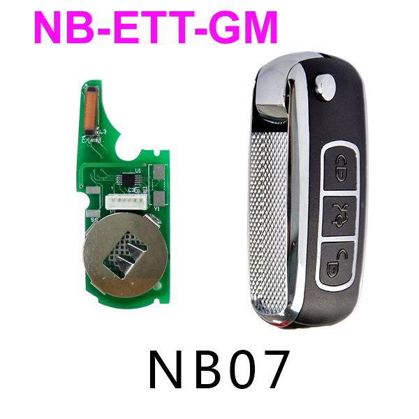Nb07-ett-gmm NB серии дистанционный ключ английская версия дистанционного ключа для kd900, Kd200 remotel
