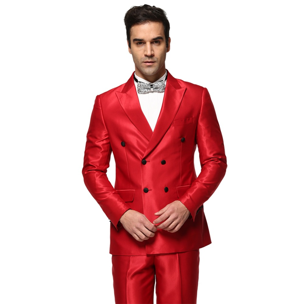 Red Pants Men Style