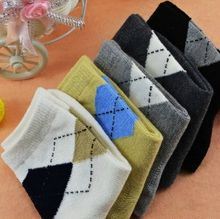 10pairs/lot 2-6 Years old children cotton socks for baby boy socks  high quality kid in tube socks(China (Mainland))