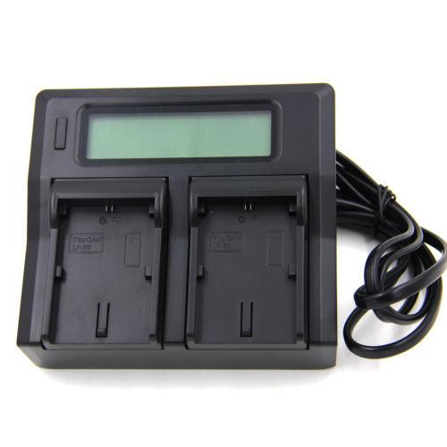 EN-EL15 AC/DC LCD Dual Battery Charger For Nikon D7100 D7000 D750 D600 D810 D610 <br><br>Aliexpress