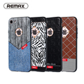 for Case iPhone 7 Fashion Style Luxury PU Leather Skin Cover Transparent Window for Apple LOGO
