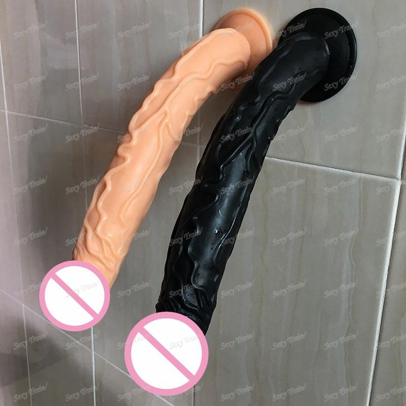 Секс с огромными фалоиммитаторами 22 фотография