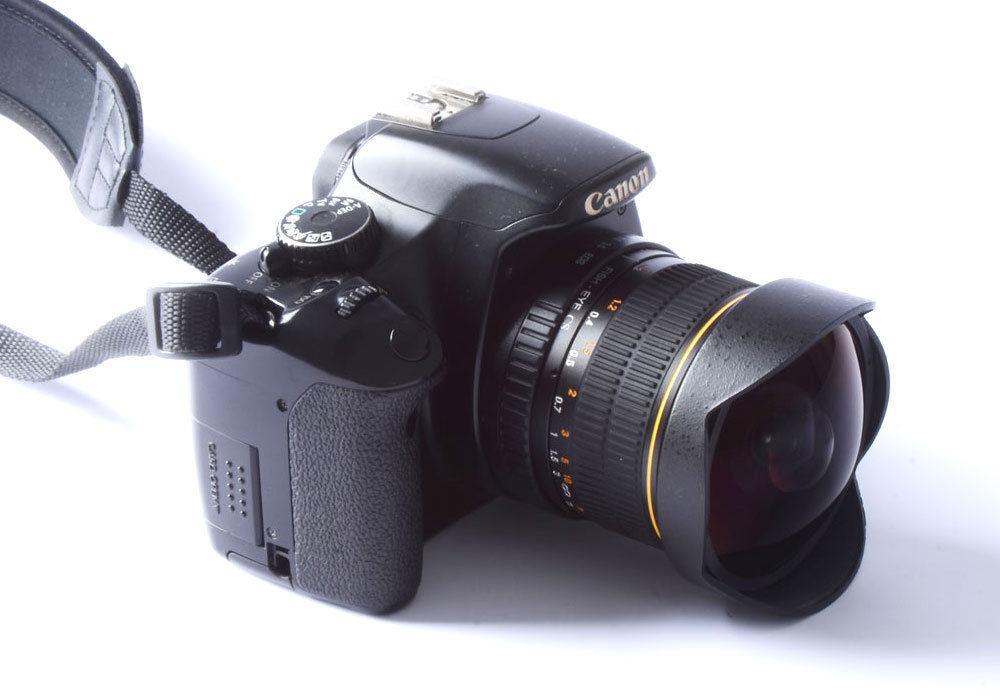 Aspherical Lens Canon Lens For Canon 60d 50d