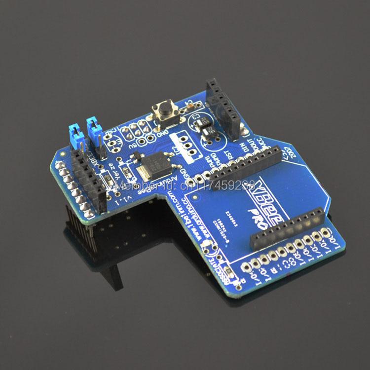 XBee Zigbee Shield RF module wireless expansion board IEEE 802.15 ...