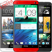 """Original HTC ONE M7 Unlocked 32GB Quad-Core Mobile Phone 4.7"""" IPS 1920*1080p Full HD 4MP 3G Cellphone Android 4.4 Telefonos(China (Mainland))"""