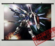 Home Decor Anime (60*80)-030 Japanese Poster Wall Scroll MOBILE SUIT GUNDAM