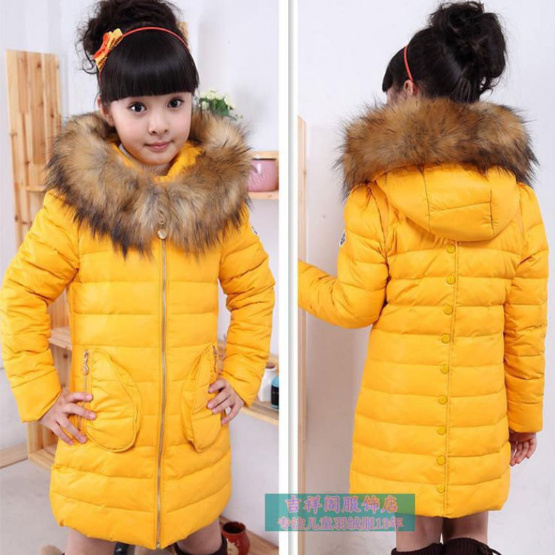 Popular Girls' Down Jacket-Buy Cheap Girls' Down Jacket ...