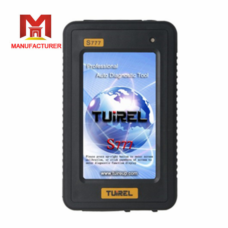 New Tuirel S777 OBD2 Diagnostic Tool Support 46 Models With Full Software Multi Language Free Update Online Replacement of C68(China (Mainland))