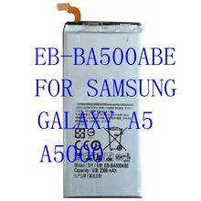 New Arrival Top Selling EB-BA500ABE 2300mah Battery For Samsung GALAXY A5 Mobile Phone Accessory High Quality