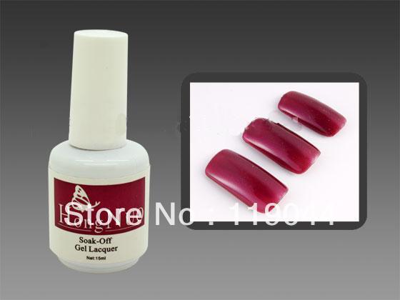 Free Shipping 15ml/pcs Purple Red Soak off UV Gel Polish Set Fantasy Color Nail Polish NA528(China (Mainland))