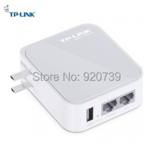 Tp-link tl-wr710n 150m mini wireless router wifi portable usb charge(China (Mainland))