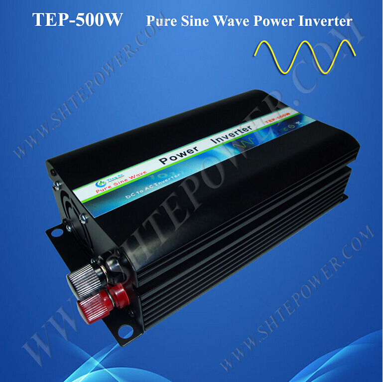 hybrid pure sine wave 48v to 100v 110v 120v 220v 230v 240v off grid tie dc to ac inverter 500w(China (Mainland))