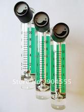 Control de flujo de aire medidor, medidor de flujo de oxígeno con rango 1-10LPM