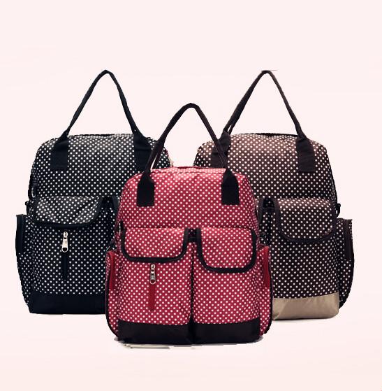 Fashion Multifunction Brand Large Capacity Baby Travel Diaper Bag Waterproof Maternity Nappy Bags Bolsa Large Capacity shoulder(China (Mainland))